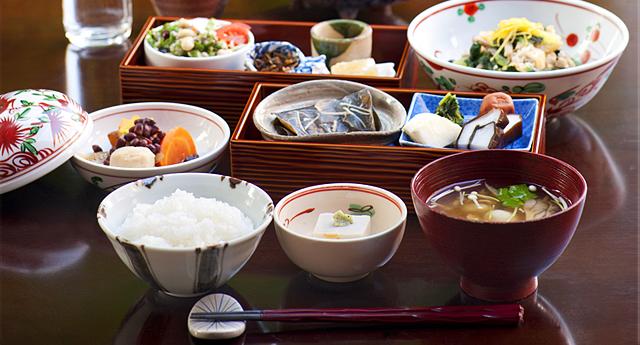 三楽園の朝食